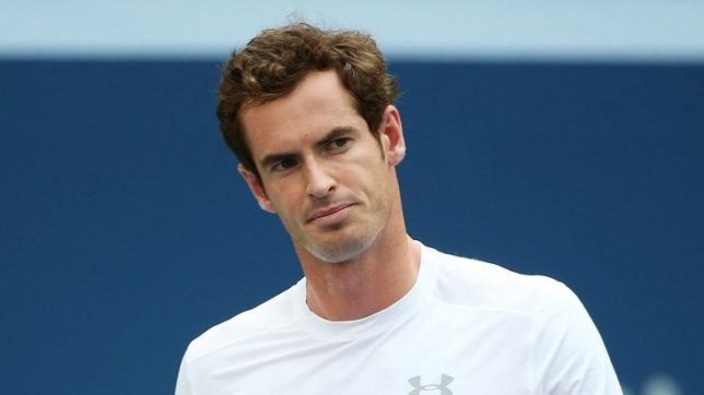 Andy Murray stays at top of ATP rankings