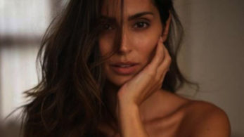 Bruna's sultry photo, which was clicked by celebrity photographer Rahul Jhangiani, has garnered a lot of attention.