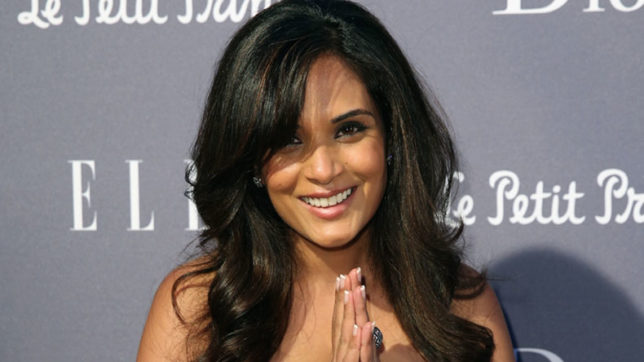 Actress Richa Chadha moves into new house
