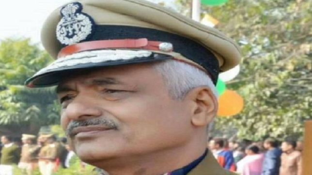 Sulkhan Singh appointed new UP DGP