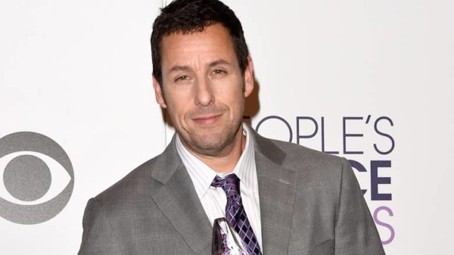 Don't want to let anybody down: Adam Sandler
