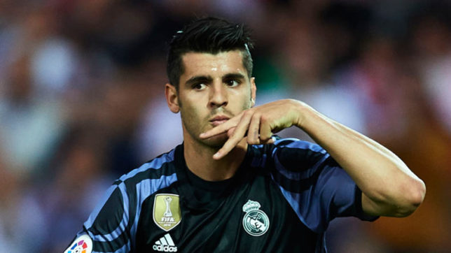Real Madrid's Morata frustrated with lack of game times; United, Chelsea swoop in