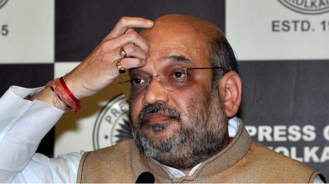 No talks in J&K unless violence ends, says BJP president Amit Shah