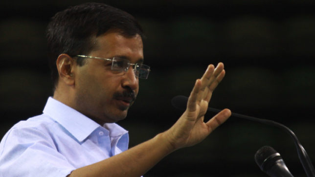 Amid crisis in AAP, Arvind Kejriwal hosts dinner for party MLAs