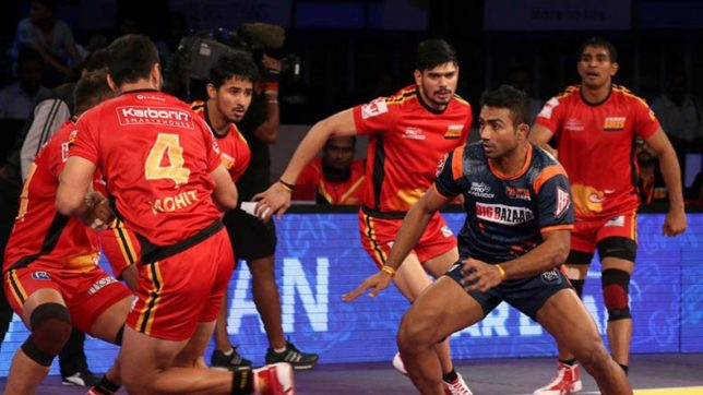Pro Kabaddi auction brings in the frenzy before the marathon Season 5