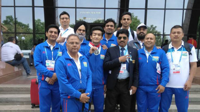 Rich haul for Indian Boxers at Asian Boxing Championship