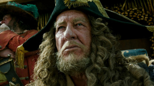 Geoffrey Rush done with 'Pirates...' movies
