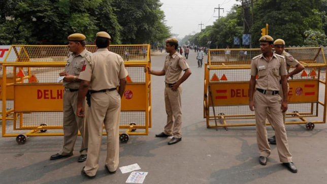 Delhi on high alert after police receives intel input of global terror outfit attack