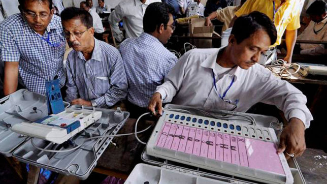 CPI-M, NCP to take up EVM hacking challenge