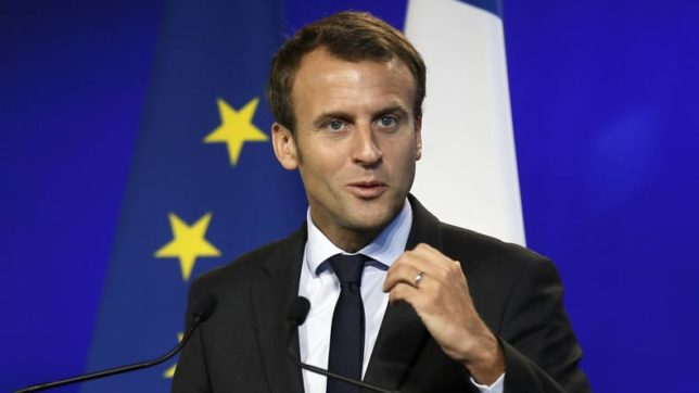 Emmanuel-Macron-wins-French-presidential-polls-Projections