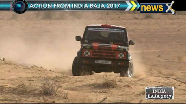 Living Cars: India Baja 2017