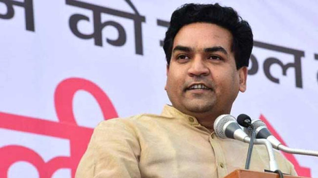 Kapil Mishra suspended from AAP's primary membership