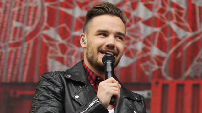 Liam Payne can't trust bandmates to babysit son