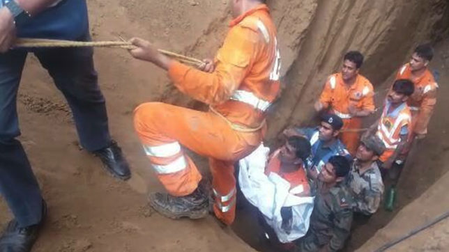 MP: 5-year-old boy dies after falling into 100-ft borewell