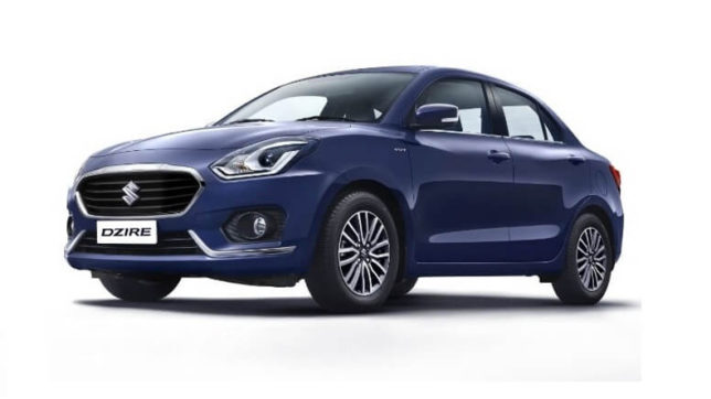 Maruti launches the new Dzire starting at Rs. 5.45 lakh
