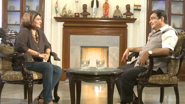 We have delivered more in 3 years than UPA govt did in 10 years: Nitin Gadkari to NewsX