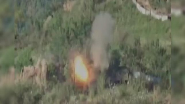 Indian Army bombards Pakistani posts in Nowshera district, J&K