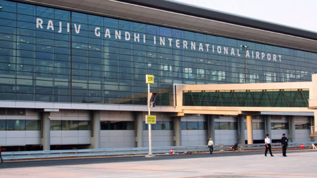 Hyderabad airport 100% switching over to LEDs