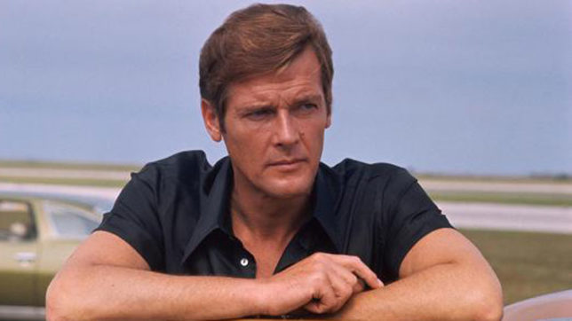 A 'Bonded' career: Roger Moore as 007 and more