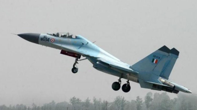 IAF aircraft Sukhoi SU-30 goes missing after take off from Tezpur