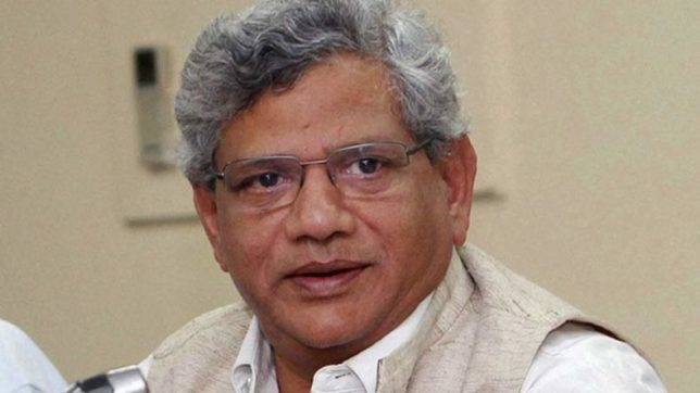 Opposition will be able to find a common Presidential candidate: Sitaram Yechury