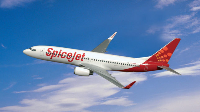 SpiceJet-aircraft-branded-with-Telangana-tourist-destinations