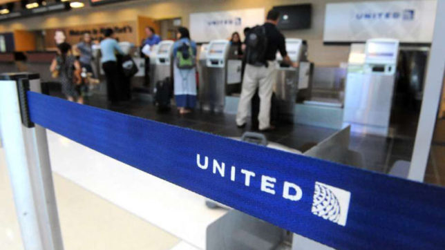 United Airlines blunder causes a woman to fly 5,000 km in the wrong direction