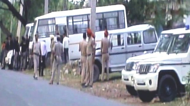 Punjab: Pathankot on high alert; Indian Army and SWAT conduct search operations