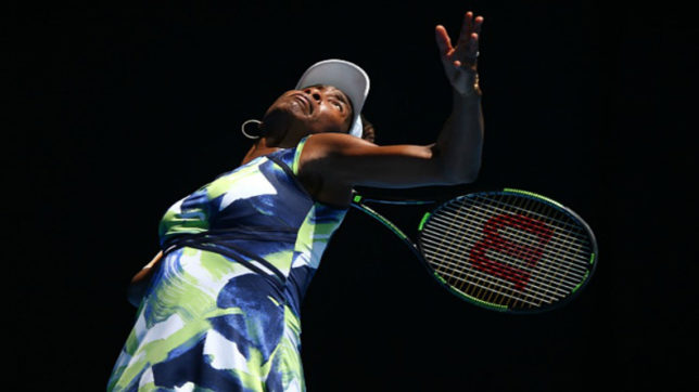 French Open 2017  Venus Williams enters third round with straight sets win