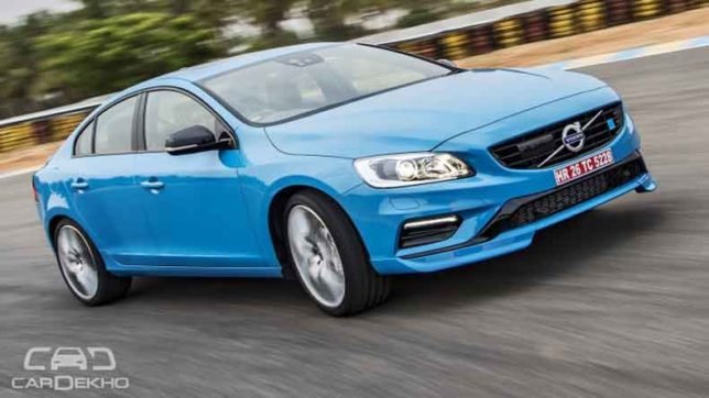 Living Cars: First Drive — Volvo S60 Polestar