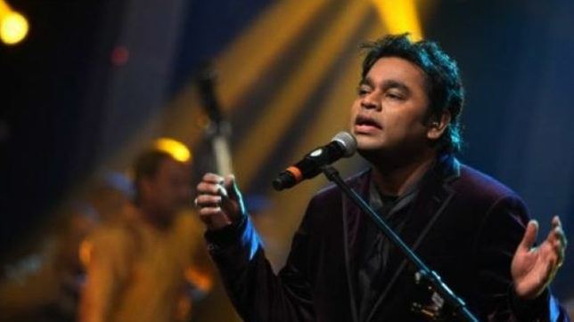 Filmmaking is a tough job, says AR Rahman