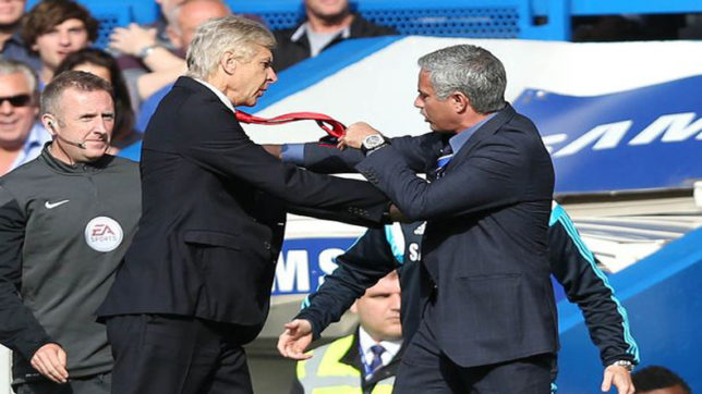 Champions League spot at stake, testing times for both Arsenal and Manchester United