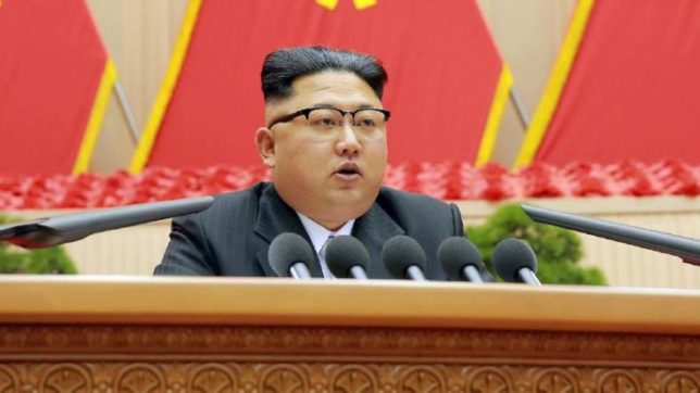 North Korea missile test: US, Japan and South Korea call 'urgent' Security Council meet