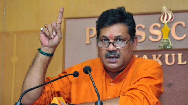 Suspended BJP MP Kirti Azad asks CBI why it has not acted on his complaint against Jaitley