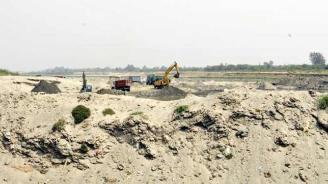 Punjab sand mines e-auction nets 20 times more revenue