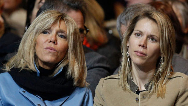 Trogneux's daughter slams critics of new French First Lady
