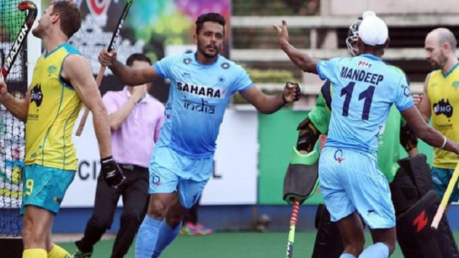 Australia beat India 3-1 in Sultan Azlan Shah Hockey tournament