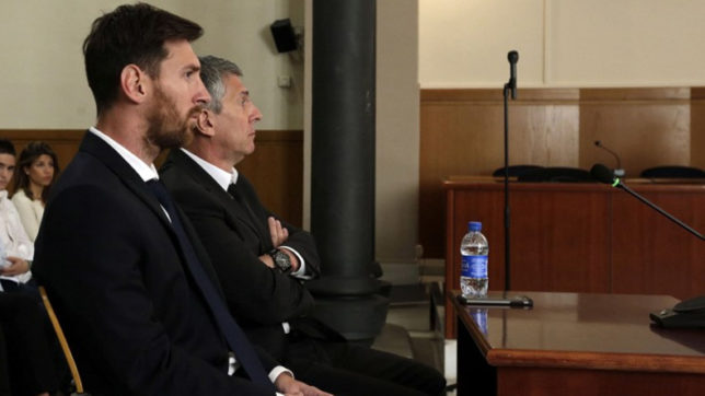 Lionel Messi in a mess: Megastar, father handed 21-month prison sentence for tax fraud