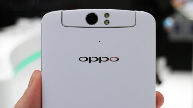 Oppo launches F3 smartphone in India