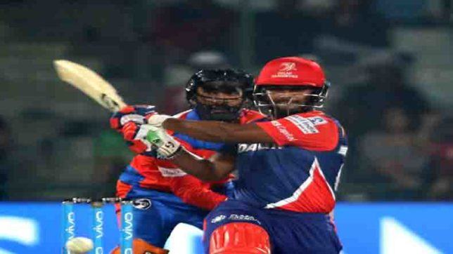 IPL 2017, DD vs GL: Rishabh Pant's violent assault leads Delhi Daredevils to 7-wicket victory over Gujarat Lions