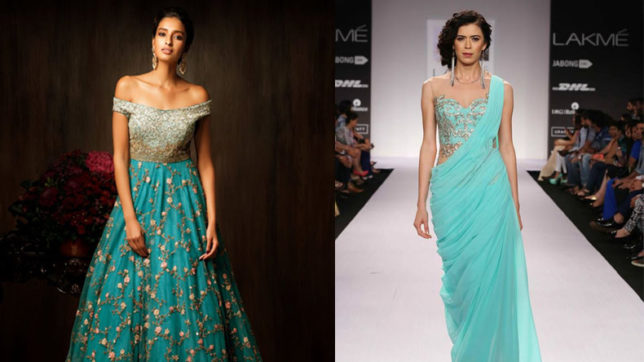 Rock in your sari, gown with perfect accessories