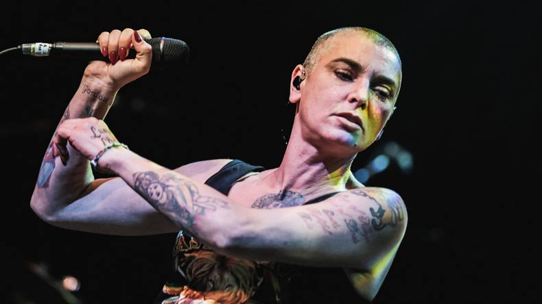 Sinead Oconnor Threatens To Commit Suicide Newsx