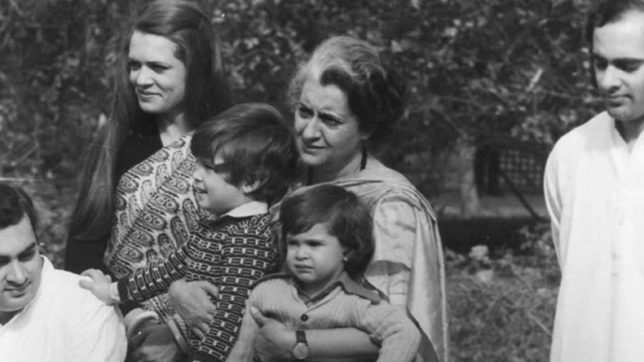 Remembering Indira, Congress president Sonia Gandhi describes her as friend and mentor