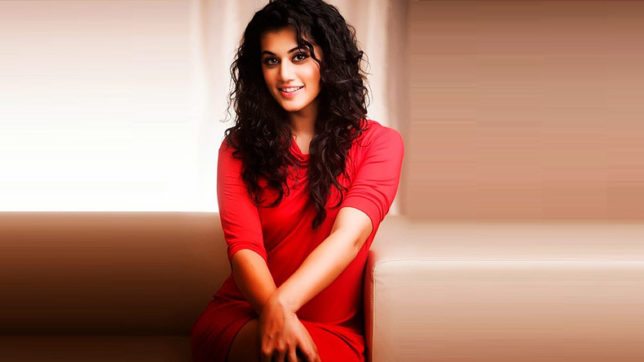 Taapsee to play self-defence instructor in short film