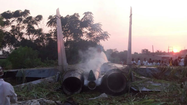 IAF's Sukhoi-30 crash: Pilot's blood stained shoe, other belongings found