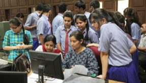 CBSE Board Class 10 Result 2017: 3 Steps to check your marks @ microsoft's bing, cbseresults.nic.in, results.nic.in