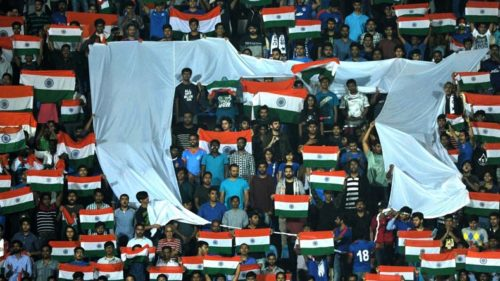 Sunil Chhetri's magical performance against Kyrgyzstan: Story in pictures