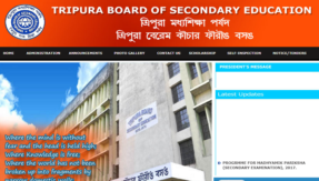 www.tbse.in, TBSE Result 2017: Madhyamik class 10th results to be declared