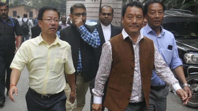 Some party leaders conspiring to fail Gorkhaland movement, says GJM chief Bimal Gurung