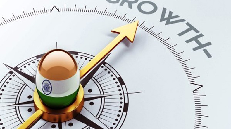 Indian economy shows growth, inflation hits record low of ...